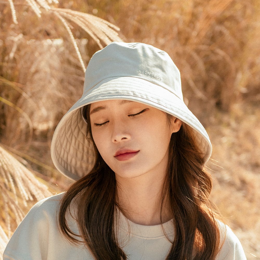 Bucket hat (natural)